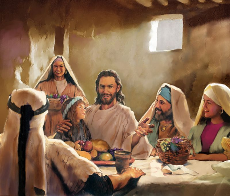 The life of jesus jesus and his family kirk h neely